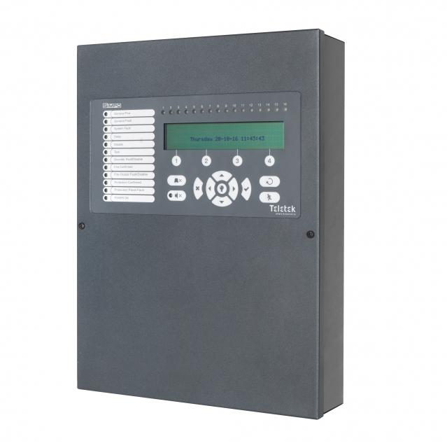 Addresable Fire Alarm Panel Teletek Electronics