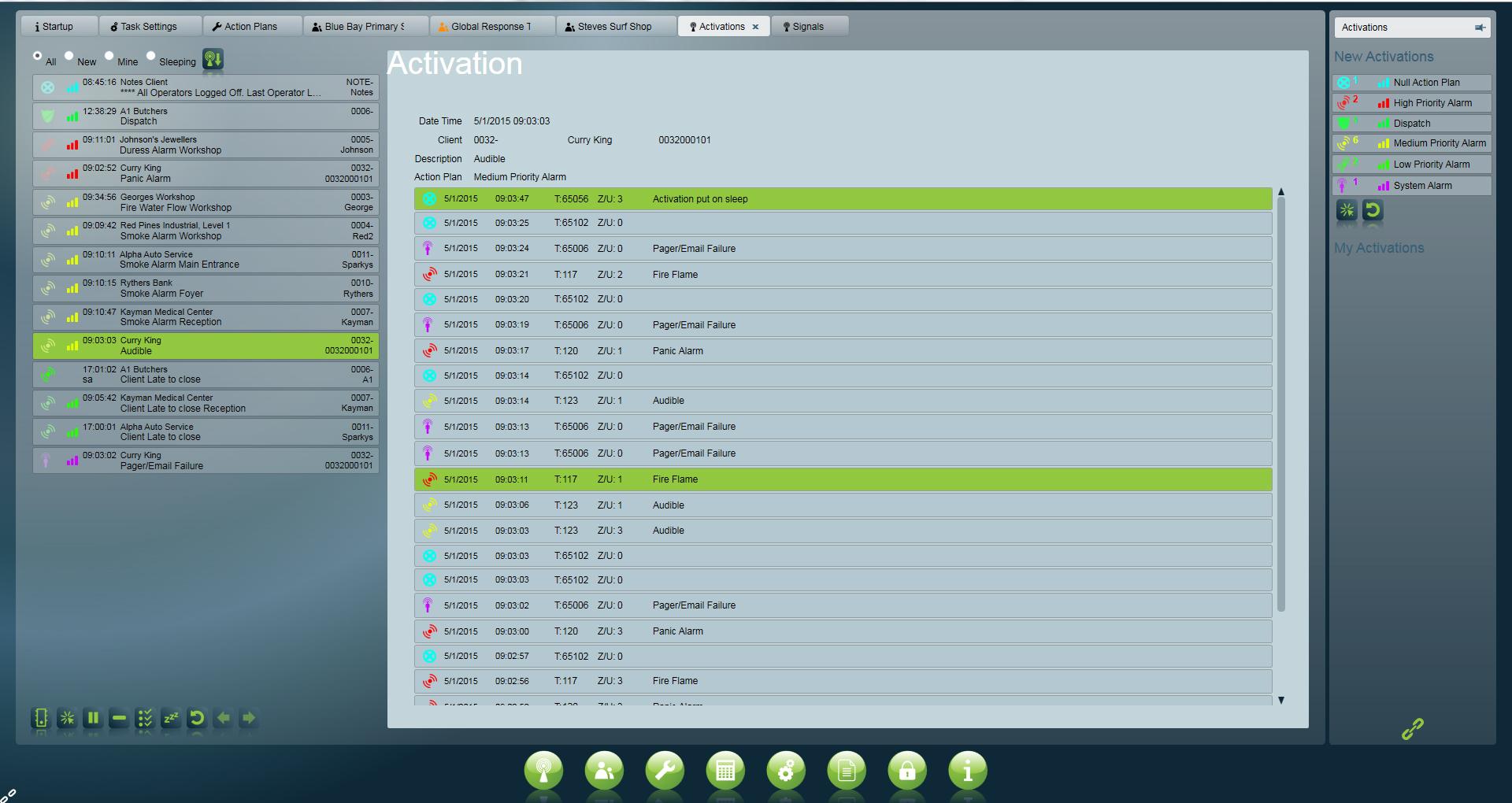 Patriot Monitoring Software Teletek Electronics
