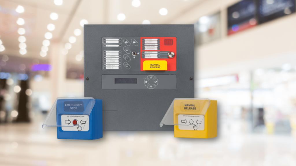 Extinguishing Control Panels